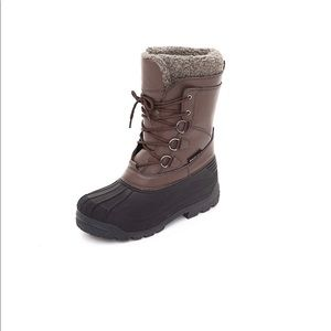 Women's size 7 Sand Storm Boots Brown